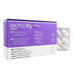 Aragan Biotic P3 SZtress Boîte de 60