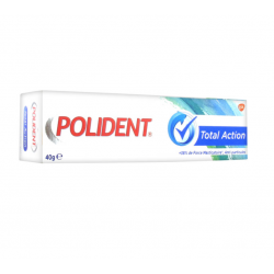 Polident crème fixative total action 40 g