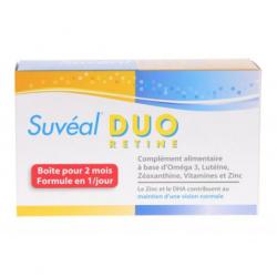 Densmore Suvéal duo retine 30 capsules