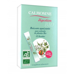 Calmosine digestion boisson apaisante 12 dosettes