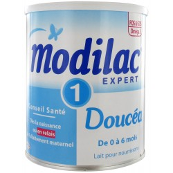 Modilac doucéa lait 1er age 800g