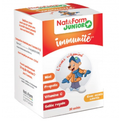 Nat & form ours+ immunité 30 oursons