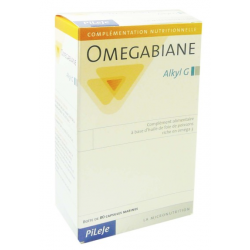 Pilèje omegabiane alkyl g 80 capsules