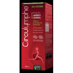 Santé verte circulymphe gel jambes lourdes 150 ml
