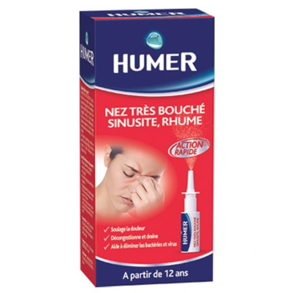 humer nez tr s bouch sinusite rhume 15ml pharmacie cap3000. Black Bedroom Furniture Sets. Home Design Ideas