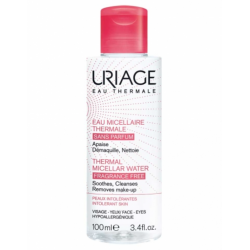 Uriage eau micellaire thermale peaux intolérantes 100 ml