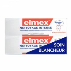 Elmex dentifrice nettoyage Intense Duo 50ml