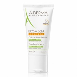 ADERMA EXOMEGA CONTROL CR COSM STERILE / 50ML