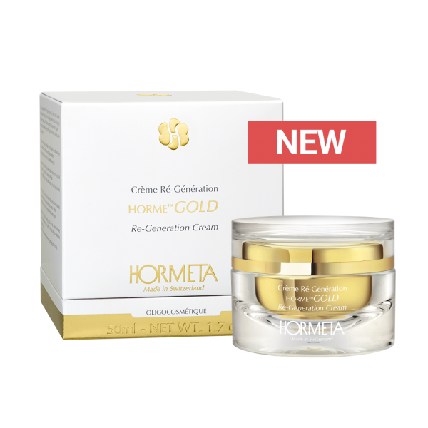HORMETA SERUM RE-GENERATION GOLD 30ML