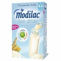 MODILAC CEREALES SANS GLUTEN 4 MOIS-3 ANS 300G