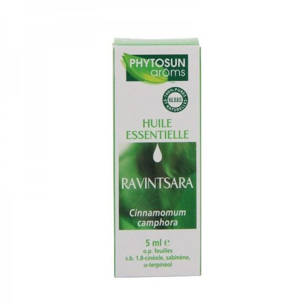 Phytosun arôms huile essentielle ravintsara 5ml