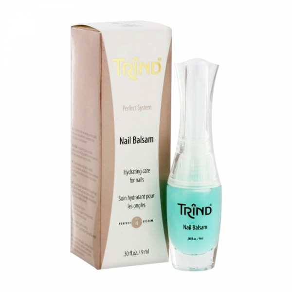 TRIND PERFECT SYSTEM NAIL BALSAM (ETAPE 4) HYDRATANT ONGLES 9ML ...