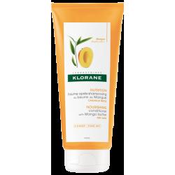 Klorane Baume Après-Shampooing au Beurre de Mangue 200 ml