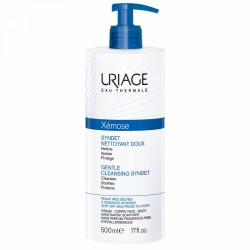 URIAGE XEMOSE SYNDET NETTOYANT DOUX PEAUX TRES SECHES A TENDANCE ATOPIQUE 500ML