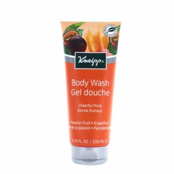 KNEIPP GEL DOUCHE PASSION-PAMPLEMOUSSE 200 ML