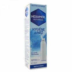 HEXAMER ISOTONIQUE HYGIENE DU NEZ ADULTES ET ENFANTS 100ML