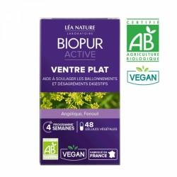 BIOPUR ACTIVE VENTRE PLAT BIO 48 GELULES