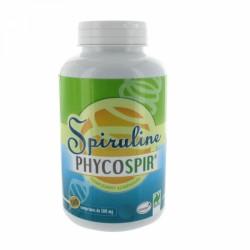 NATURAL NUTRITION SPIRULINE BIO PHYCOSPIR 500 COMPRIMES