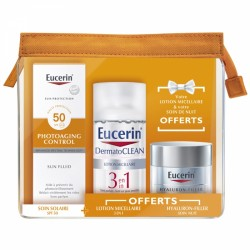 EUCERIN SUN PHOTOAGING CONTROL TROUSSE FLUID SPF50