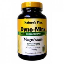 NATURE'S PLUS DYNO-MINS MAGNESIUM 90 COMPRIMES