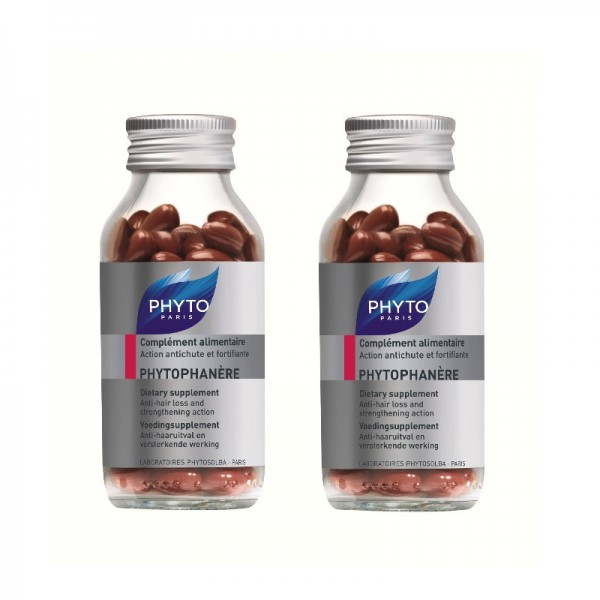 PHYTO PHYTOPHANERE CHEVEUX ET ONGLES 2X120 CAPSULES