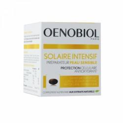 OENOBIOL SOLAIRE INTENSIF PREPARATEUR PEAU SENSIBLE 30 CAPSULES