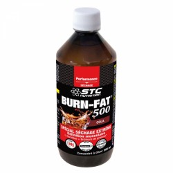 STC NUTRITION BURN FAT 500 GOUT COLA 500ML