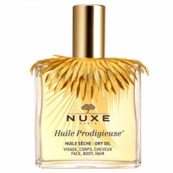 NUXE HUILE PRODIGIEUSE SECHE MULTI-FONCTIONS EDITION LIMITEE 100ML