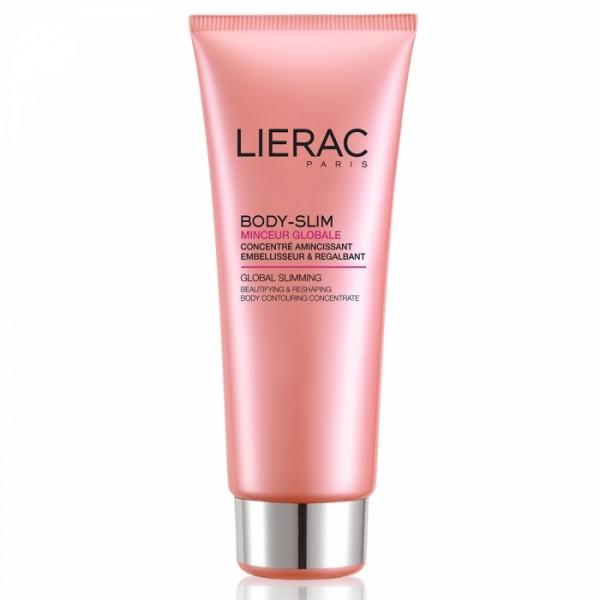 Lierac body-slim minceur globale concentré amincissant embellisseur 200 ml