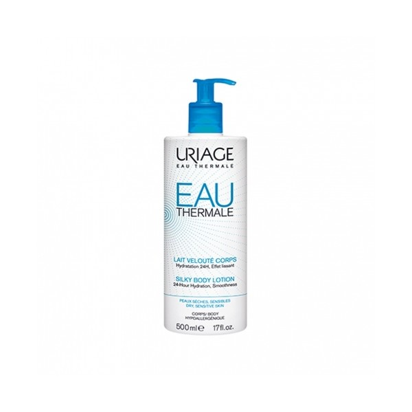 URIAGE EAU THERMALE LAIT VELOUTE CORPS 500ML
