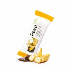 FEED BARRE REPAS COMPLET BANANE-CHOCOLAT 100G