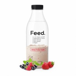 FEED BOUT REPAS FRUITS ROUGES /150G
