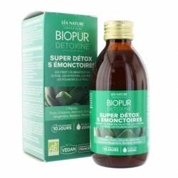 BIOPUR DETOXINE SUPER DETOX 5 EMONCTOIRES 200ML