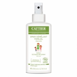 CATTIER SPRAY DEMELANT FAMILIAL BIO 200ML