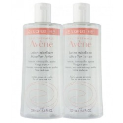 AVENE LOTION MICELLAIRE DUO /2 X 500ML