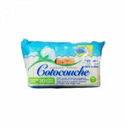 COTOCOUCHE COUCHES 100% COTON 1ER AGE 30 COUCHES