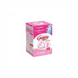 Guigoz 2 optipro lait en poudre dès 6 mois 900g