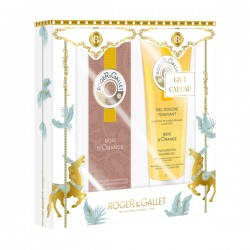 Roger & Gallet coffret bois d'orange Noël 2018 30ml