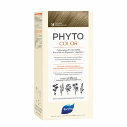 PHYTOCOLOR COLORATION PERMANENTE - 9 BLOND TRES CLAIR