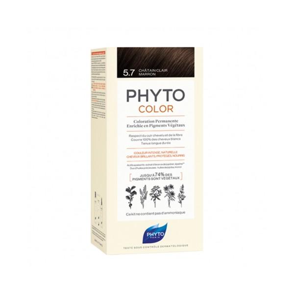 PHYTOCOLOR PERMANENTE 05.7