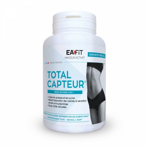 EAFIT TOTAL CAPTEUR 60 GELULES
