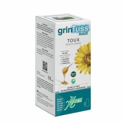 ABOCA GRINTUSS ADULT SIROP 128G
