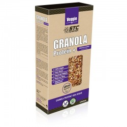 STC Granola proteine vegan boîte de 425g