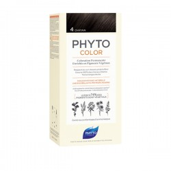 Phyto color couleur soin 4 chatain kit