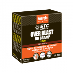 STC over blast no cramp cola 25g