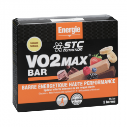 STC VO2 max bar fruits rouges 45g