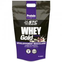 STC Nutrition whey pure premium protéine vanille 750g