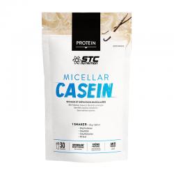 STC Nutrition micella casein protéine vanille 750g
