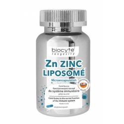 BIOCYTE ZN ZINC LIPOSOME GELU /60