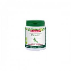 Super diet spiruline bio 120 gélules